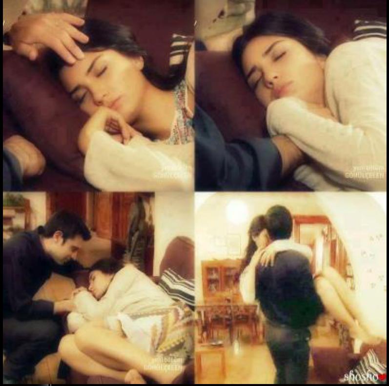 بقل عشقم بخوابم
